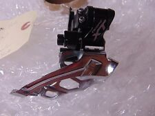Shimano SLX 2x or 3x Front Derailleur New Never Mounted 34.9 Clamp