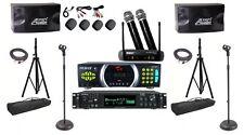 Complete Professional Digital Karaoke System RSQ Hd 787 Karaoke Player CDG