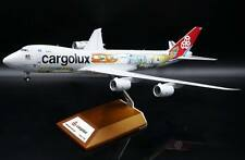 JC WINGS JC2709 1/200 CARGOLUX BOEING 747-8F CUTAWAY LIVERY - AWAITING RE STOCK