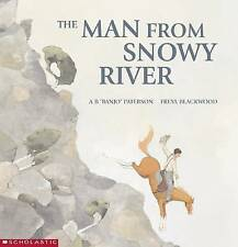 The Man from Snowy River by Banjo Paterson Children's Reading Picture Story Book