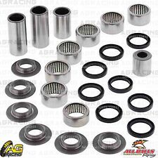 All Balls Swing Arm Linkage Bearings & Seals Kit For Suzuki RM 125 2002-2003