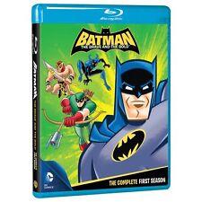 BATMAN : BRAVE AND THE BOLD - SEASON 1  - Blu Ray - Sealed & Region free for UK