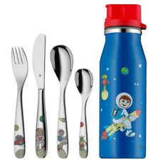 WMF Kinderset 5 tlg. Willy Mia Fred Space Kinderbesteck Cromargan 1281209980