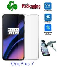 Premium Tempered Glass™ For OnePlus 7 Tempered Screen Protector Glass Guard New