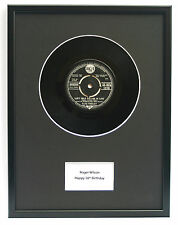 """Special Occasion Vinyl Record Display Frame for a 7"""" Single"""