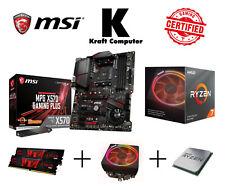 PC Bundle AMD Ryzen 7 3700X (8x4,8GHz) +MSI X570 GAMING Plus +16GB DDR4 3000MHz