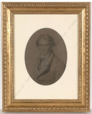 "Jules Boilly (1796-1874) ""Portrait of a gentleman"", drawing, ca.1820"