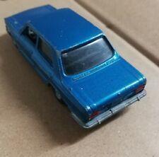 Fiat 130 Mercury Blu 1/43 Made In Italy Anni 80