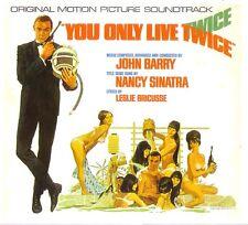 JAMES BOND soundtrack LP YOU ONLY LIVE TWICE John Barry--  Hi Fidelity UAL 4155