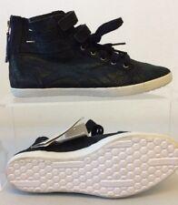 Reebok Womens Ankle Boots Ballerique Black UK 4 J92931 T314