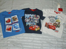 T-shirts, débardeurs et chemises bleu Disney pour garçon de 2 à 16 ans en 100% coton