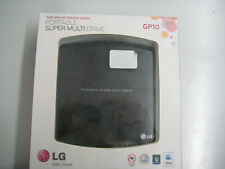 LG GP 10 NB 20, Portable Super Multi Drive,