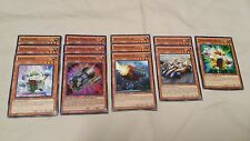 Yugioh Geargia Core Deck 30 Cards Gear Gigant X Limiter Free Booster Pack
