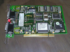 Softing CAN-AC2-PCI CAN bus 2 Ch. Interface Card PCI used, excellent condition