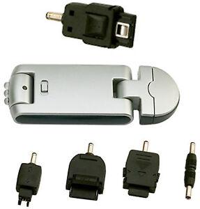 CARICATORE Universale da AUTO USB per NOKIA Compatibile MOTOROLA Pin ADATTATORE