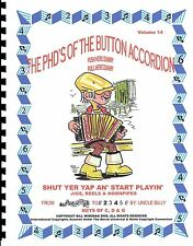 BUTTON ACCORDION BOOK , EASY PLAY BY #S WITH CD, LIVELY JIGS, REELS & HORNPIPES""