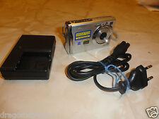 Sony Cyber-shot dsc-w80 7,2 MP Fotocamera Digitale, evidenzia un errore e:62:12, altrimenti ok