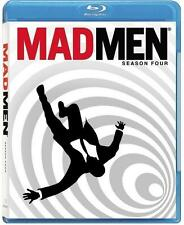 Mad Men - The Complete 4th Season Four 4 (Blu-ray Disc, 2011, 3-Disc Set)