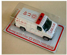 Israel RESCUE AMBULANCE Jewish MAGEN DAVID ADOM MDA First AID Diecast TOY CAR