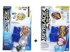 Hasbro Beyblade Burst Evolution Anubion A2 + Hasbro Xcalius X2 Starter Packs
