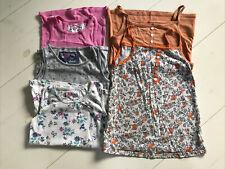 5 X Next Strappy Vest Tshirt Tops Age 7-8