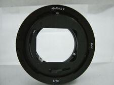 Adaptadores adaptadores Tamron para lentes y monturas para cámaras