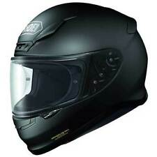Shoei Plain Pinlock Ready Matt Motorcycle Helmets