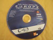 KIA Sorento Europa Tele Atlas CD5 (2003-2006)