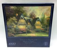 Thomas Kinkade Puzzle - Winsor Manor Puzzle - 1000 Piece Jigsaw Puzzle - NEW