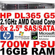 ProLiant DL 16GB AMD Enterprise Network Servers