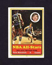 1973 Topps Pistol Pete Maravich #130 -- HOF