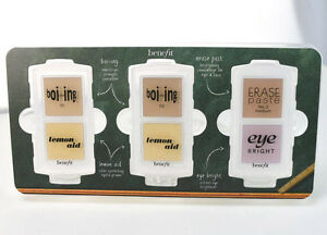 BENEFIT COLOR CORRECTING KIT FOR COMPLEXION IMPERFECTION LIFE'S LITTLE CORRECTOR