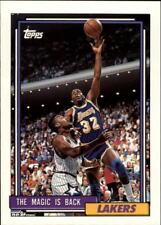 "Earvin ""Magic"" Johnson #54 - Topps 1992/93 NBA Basketball Card"