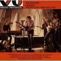 THE MOTORS - AIRPORT-MOTORS GREATEST HITS  CD 17 TRACKS POP BEST OF  NEU