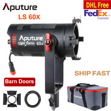 Aputure LS 60X 60w Adjustable LED Video Photography Light Bi-color 2700K-6500K