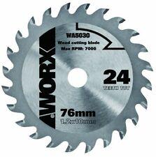 WORX WA5030 76mm 24t TCT WORXSAW Blade