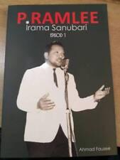 Biography P Ramlee Saloma Filmstar Picture Malaya Singapore malaysia Book ramlee