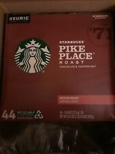 44-count Starbucks Pike Place Medium Dark Roast Pods