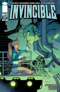 Invincible (2003) #107 NM (9.4) Robert Kirkman Ryan Ottley Image Comics