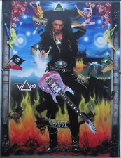 Steve Vai `Passion and Warfare` big poster