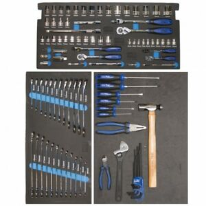 SP Tools EVA Foam Tool Kit 100 Pc Metric