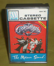 COMMODORES Anthology 1983 Motown US Cassette