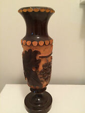 Unbranded Wooden Home Décor Vases