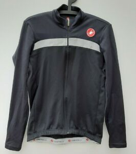 Castelli Cycling Jersey - Long Sleeve - Thermal - Roubaix