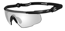 WILEY X ® Saber Advance - Shooting Ballistic Safety Glasses - USA New - Clear