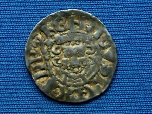 Henry III Longcross Penny - Class 5e - Walter on Canterbury - Very rare