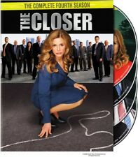 Closer - The Closer: The Complete Fourth Season [New DVD] Ac-3/Dolby Digital, Do