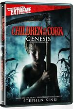 NEW DVD - CHILDREN OF THE CORN - GENESIS - DIMENSION EXTREME - STEPHEN KING