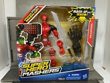 Super Hero Mashers: Deadpool Action Figure (2014) Marvel Hasbro New