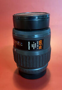 Pentax SMC f/3.5-4.5 35-135mm lens, c. 1990s
